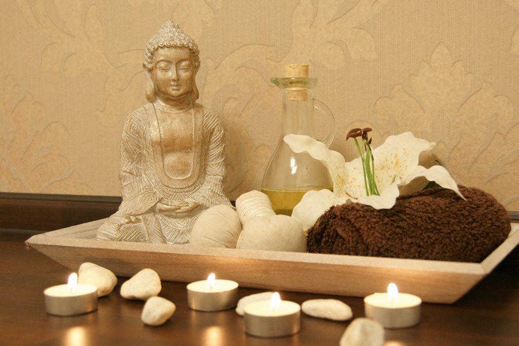 Massage Utensilien